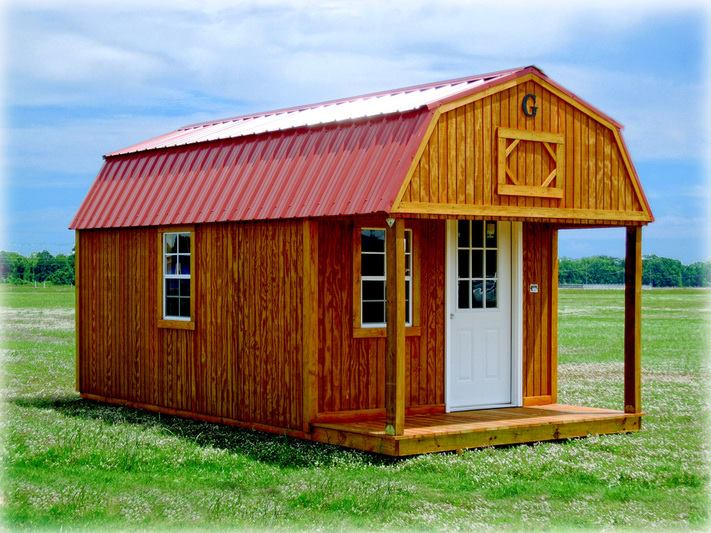 Quality Barns Graceland Sheds